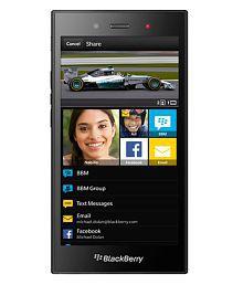 Blackberry ( 8GB , 1 GB ) Black