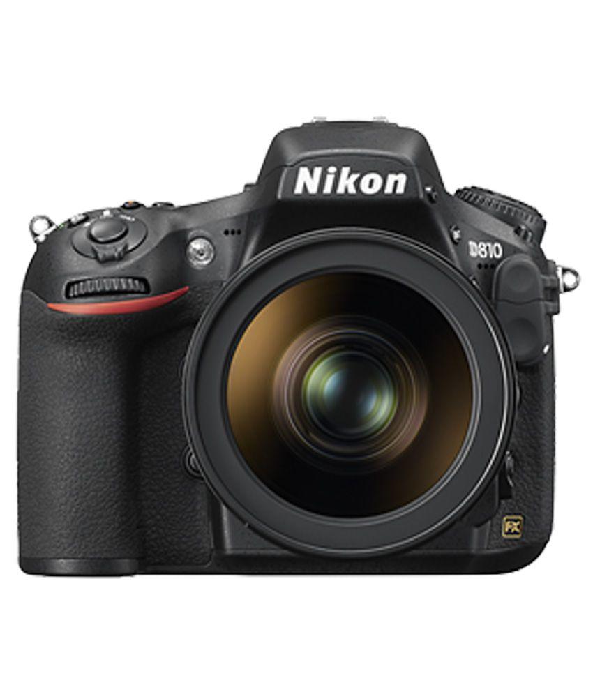 nikon d810 36.7m.pixels dslr camera full format body only kit
