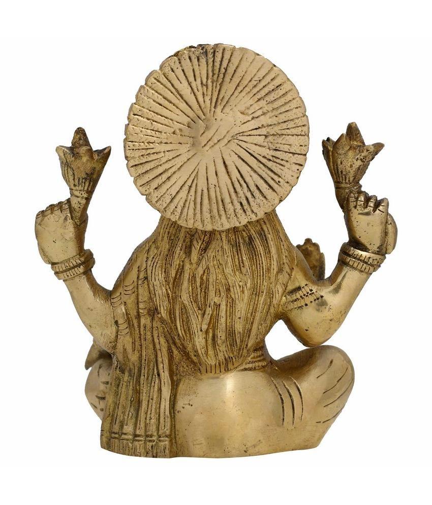Shalinindia Hindu Goddess Laxmi Statues Religious Gift Hinduism