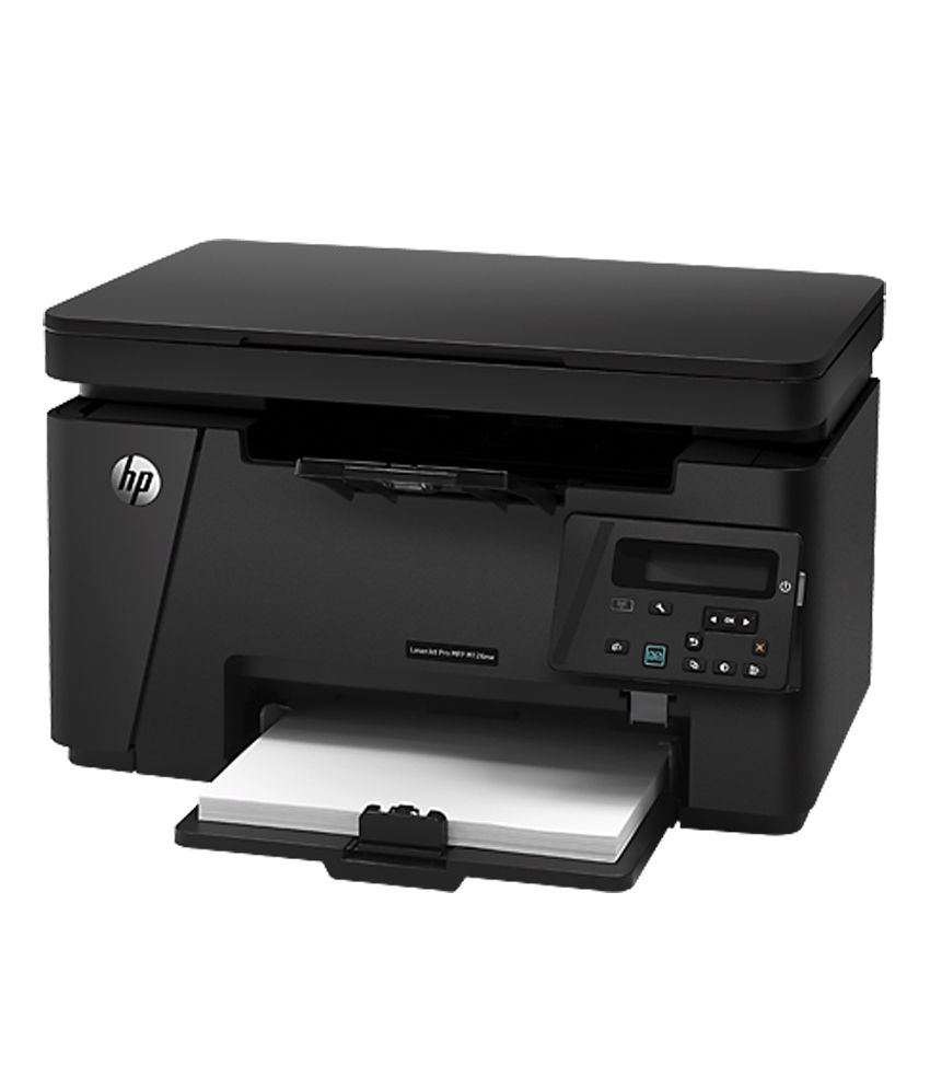 1c0c1d23f451 HP LaserJet Pro MFP M126nw Printer - Buy HP LaserJet Pro MFP M126nw Printer  Online at Low Price in India - Snapdeal