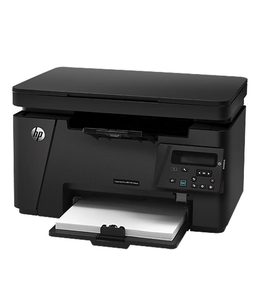 HP LaserJet Pro MFP M126nw Printer - Buy HP LaserJet Pro MFP M126nw Printer  Online at Low Price in India - Snapdeal