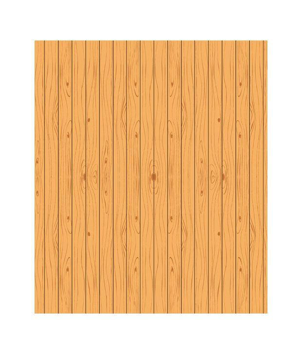 Buy Paw Brown Wooden Background Wallpaper Panel Online At