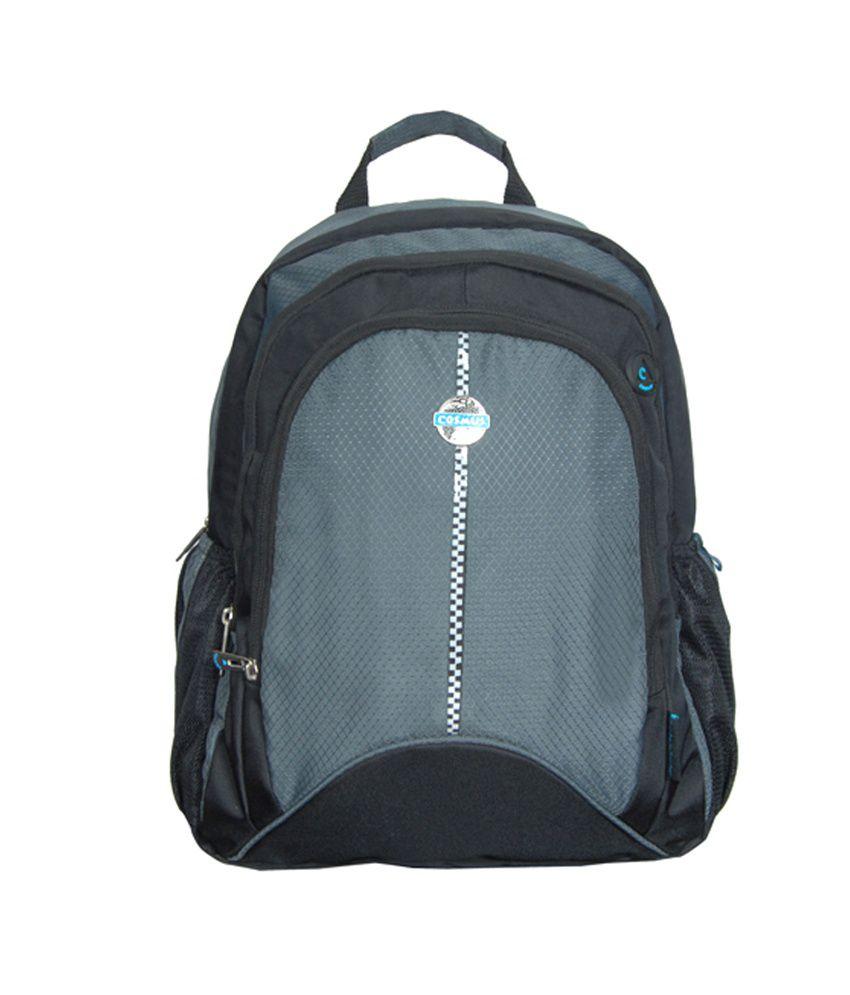 Cosmus Entreprises-comet Grey Laptop Bags
