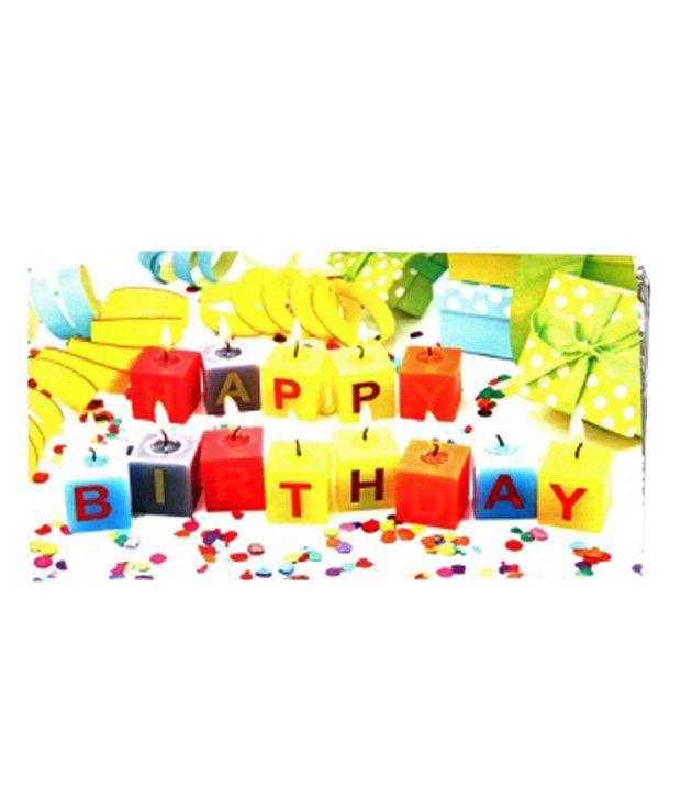 Happy Birthday Bar- 200gms bar with