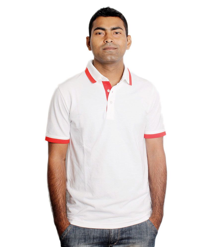 Puma Men's ESS Pique Tipping Polo T-Shirt