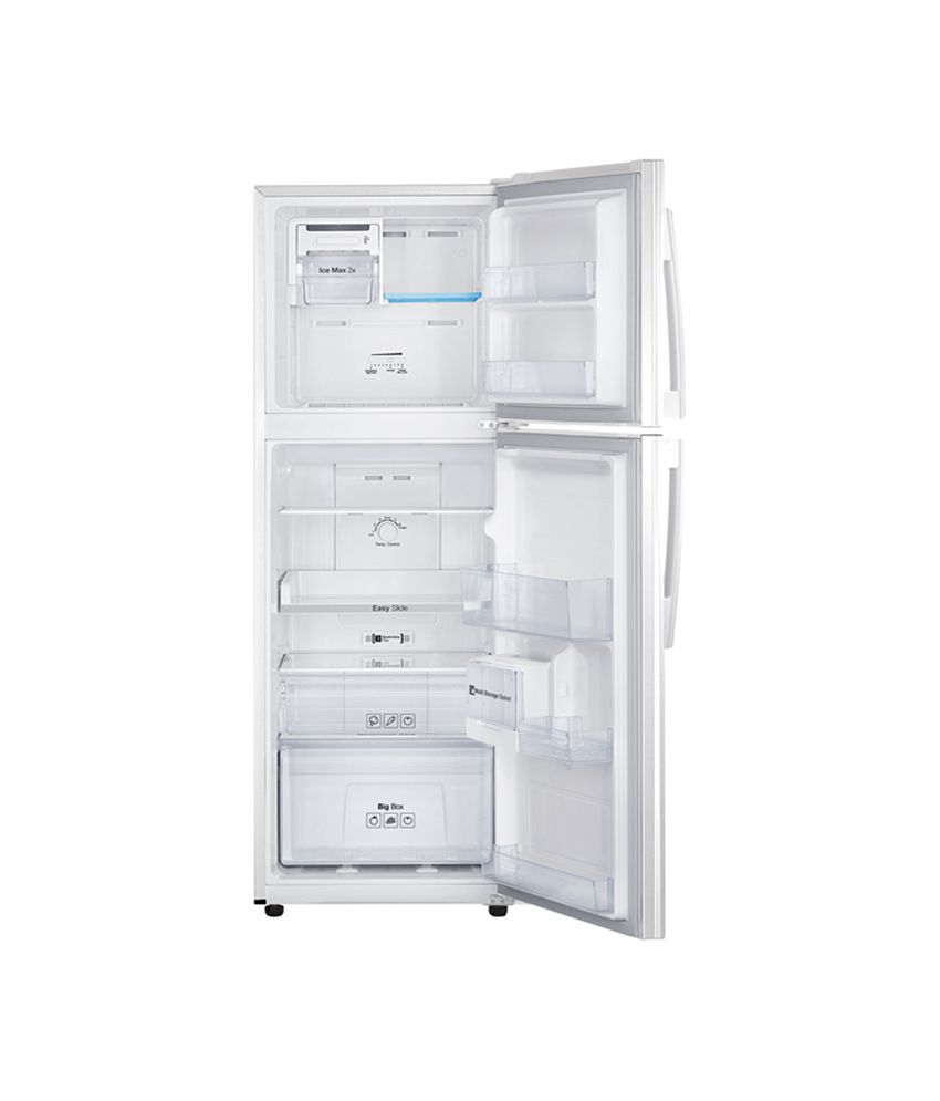 9e9a31a4e20 ... Samsung 253 Ltr 3 Star RT27HAJSAWX Double Door Refrigerator - Orcherry Coral  White