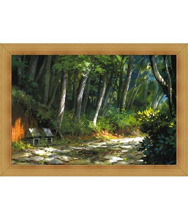 Jstarmart Photo Frame Jungle C 190 12x18 Jsmph0021