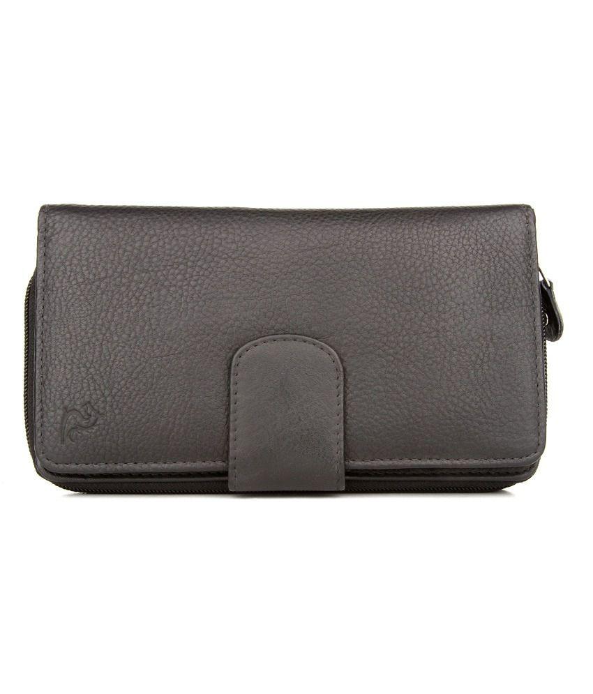 Kara 8003 Black Formal Wallet