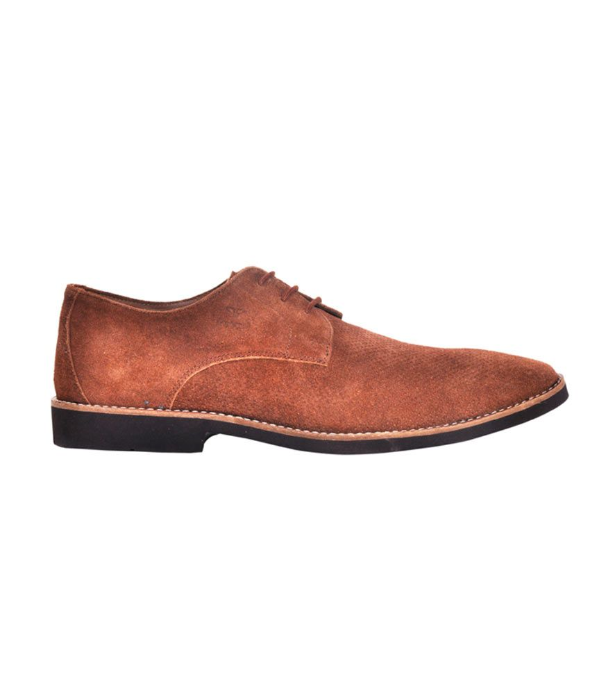 244bd6ea9934c Pinellii Suede Leather Formal Shoes Pinellii Suede Leather Formal Shoes ...