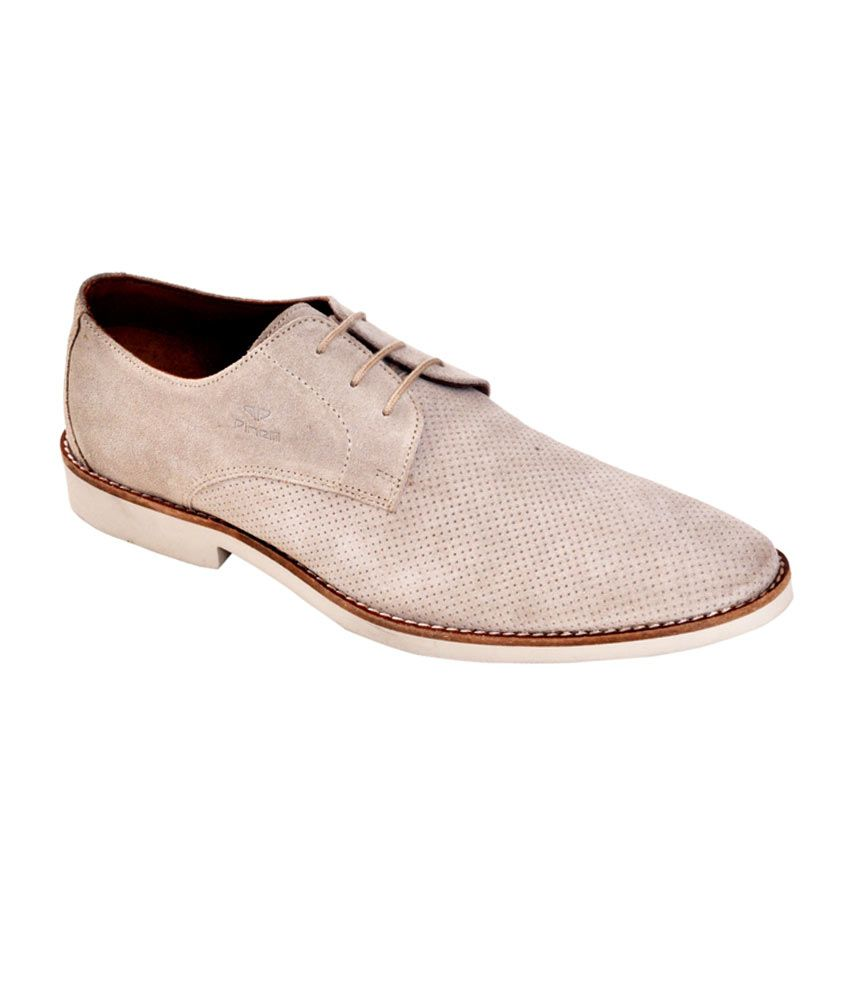 38f0fabda6e72 Pinellii Suede Leather Formal Shoes Price in India- Buy Pinellii Suede  Leather Formal Shoes Online at Snapdeal