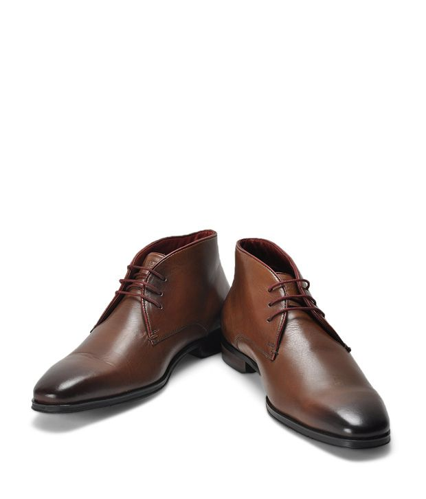 e8c0ed35ce6244 Alberto Torresi Brown Formal Shoes Price in India- Buy Alberto Torresi  Brown Formal Shoes Online at Snapdeal