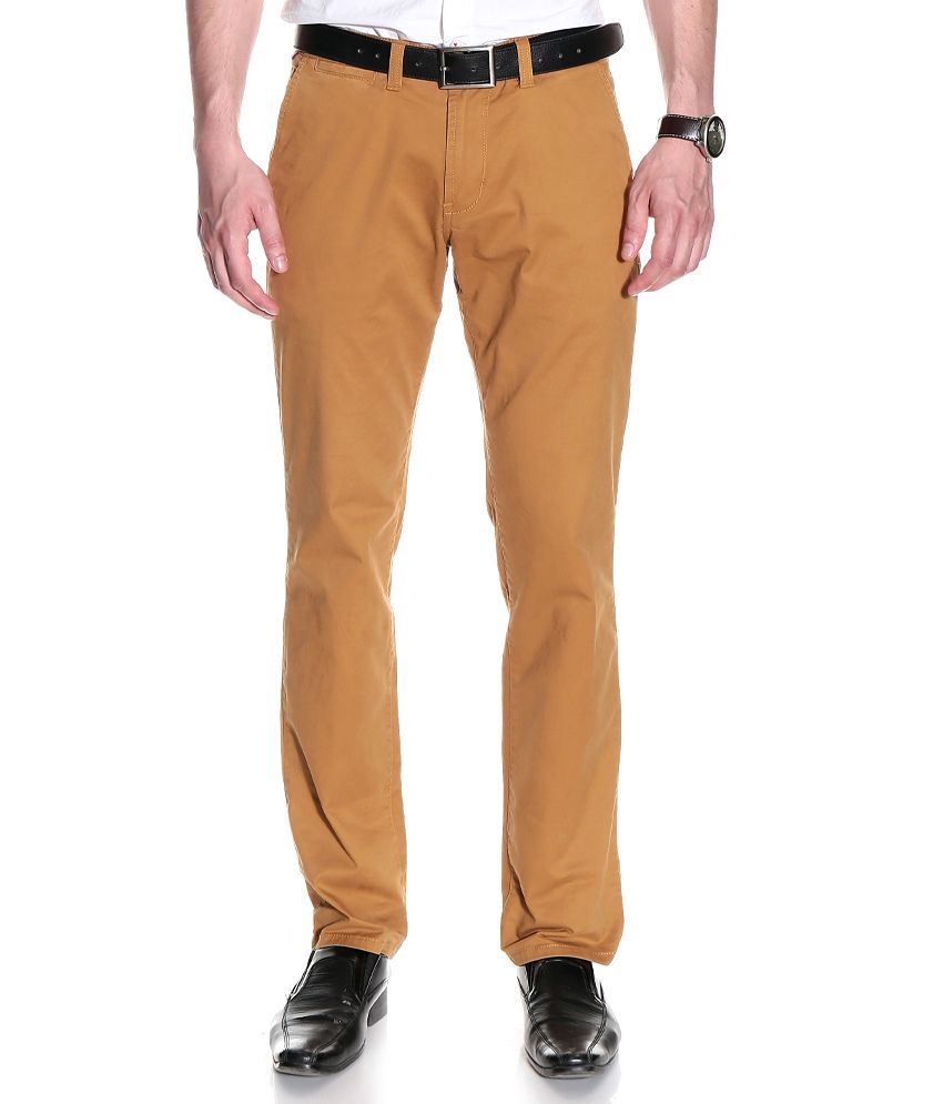 Red Tape GoldenRod Comfort Casuals