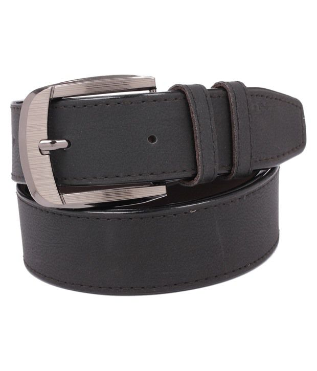 ZION Men's Black Belt