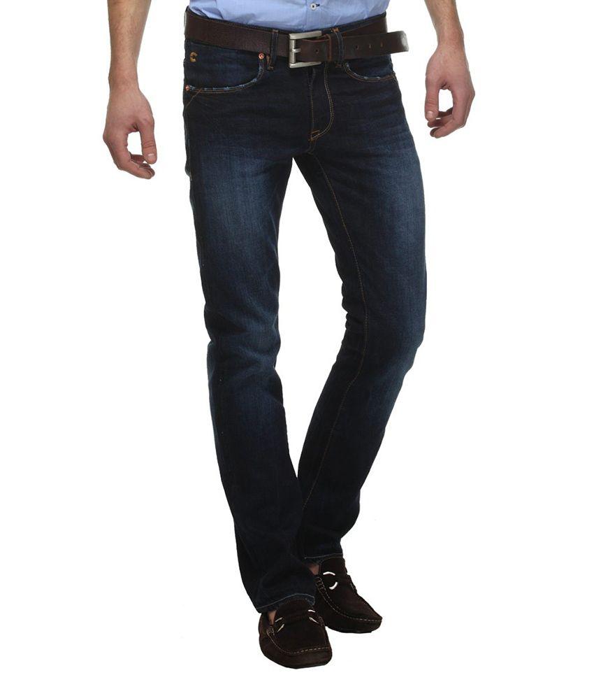 Freecultr Blue Slim  Jeans