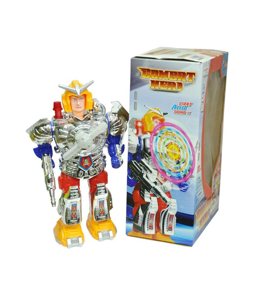 Imported By Nyrwana Musical Walking Robot With Led Lights ...