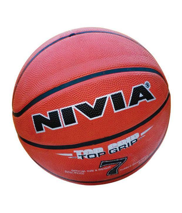 Nivia - Top Basketball / Balls-5 (Bb-194) Assorted