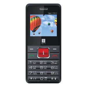 iBall Vogue 1.8 KK18 Dual SIM Grey