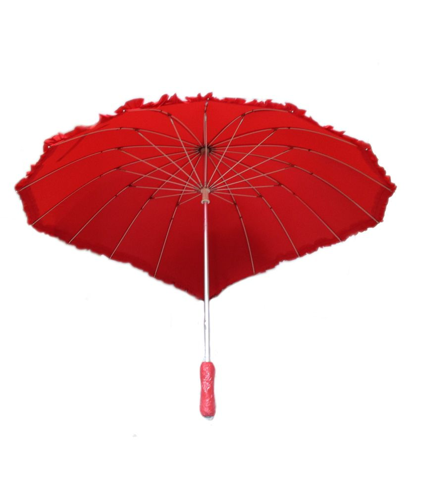 a984161fb9f32 Heart Shaped Umbrella: Buy Online at Low Price in India - Snapdeal