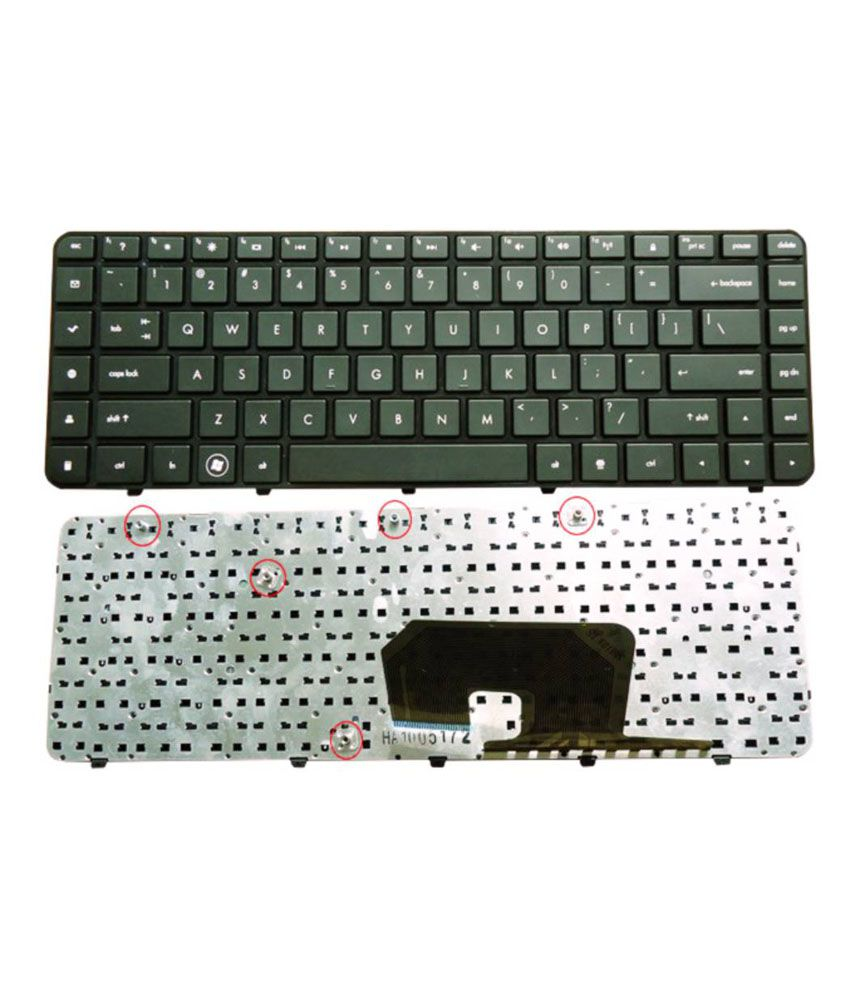 HP Pavilion dv6-3163nr Laptop Keyboard Brand New US Layout With 1yr warranty by Lap Gadgets