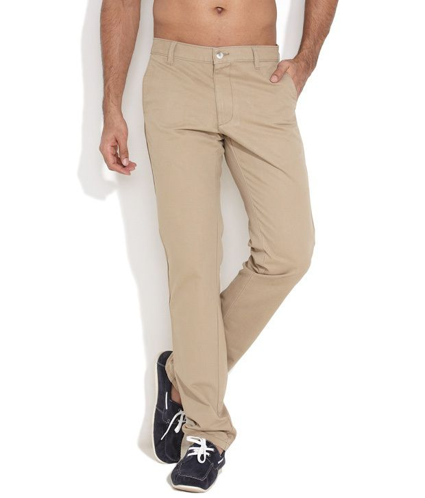 Privilege Club Natural Adaptable Style Casual Pants