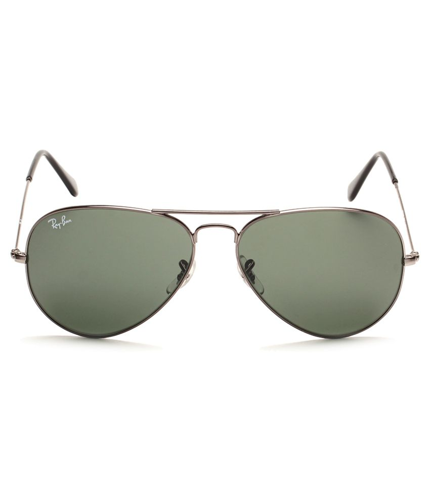 ray bans sunglasses rb3025  ray ban green polarized aviator sunglasses (rb3025 004/58 58 14)