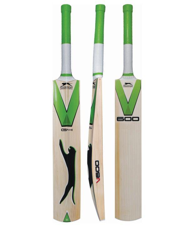 Slazenger cricket bats v 600