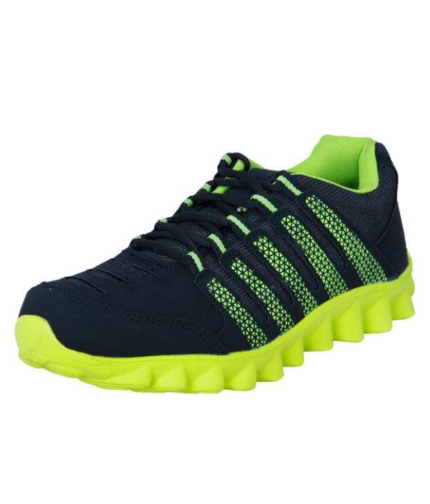 Zovi Black Sport Shoes