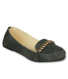 Studio 9 Black Casual Shoes