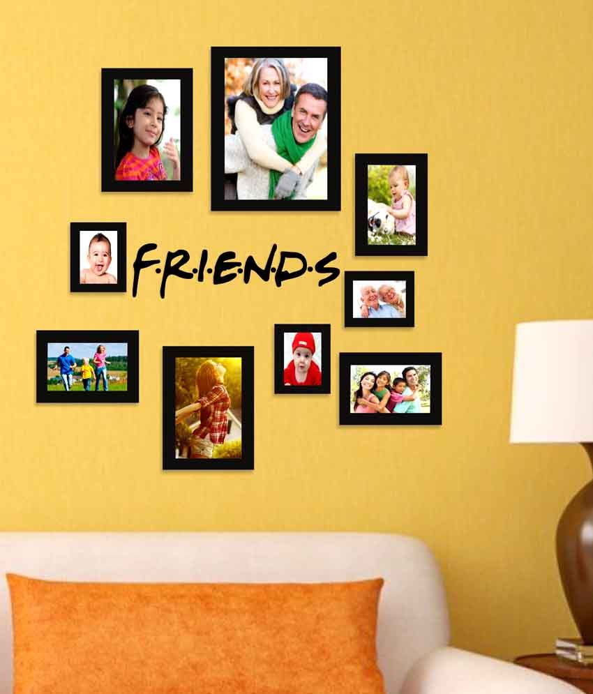 Attractive Friends Picture Frame Collage Component - Picture Frame ...