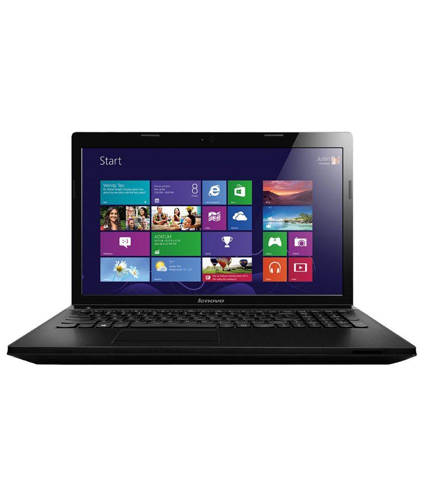 Lenovo Ideapad S510p (59-411376) Laptop (4th Gen Intel Core i5- 4GB RAM- 500GB HDD- 39.62cm (15.6)- DOS- 2GB Graphics) (Black)