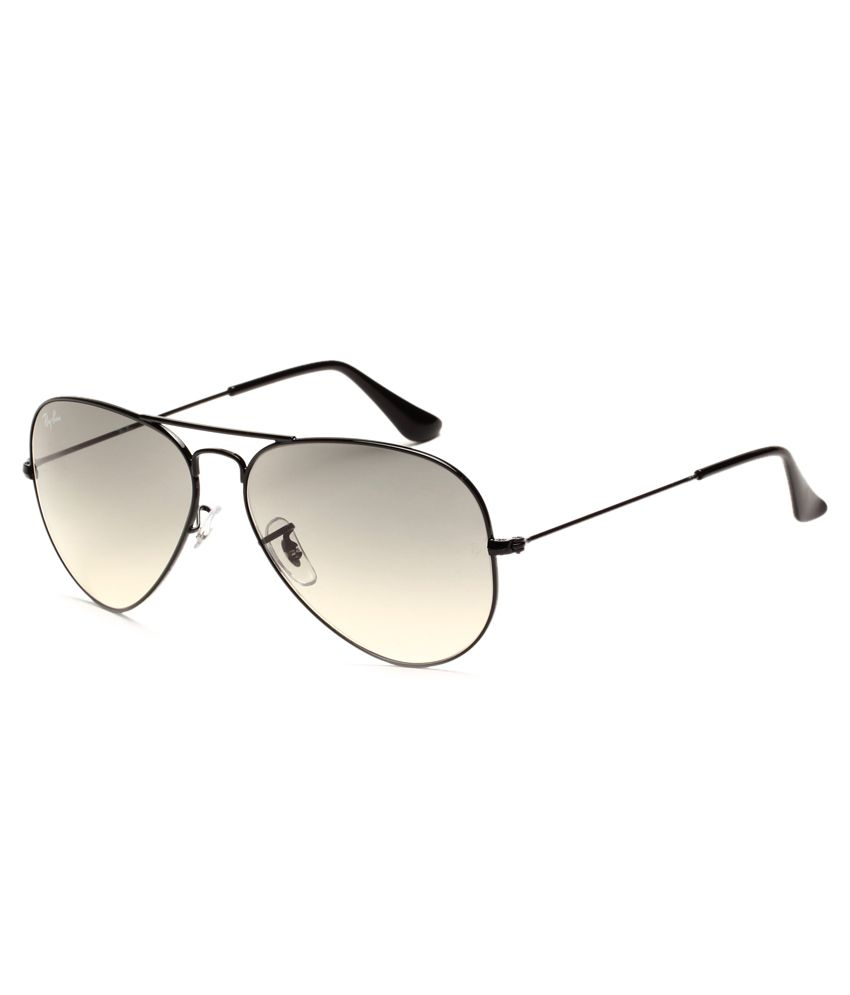 ray ban aviator rb3025 price  Ray-Ban Gray Aviator Sunglasses RB3025 002/32 - Buy Ray-Ban Gray ...