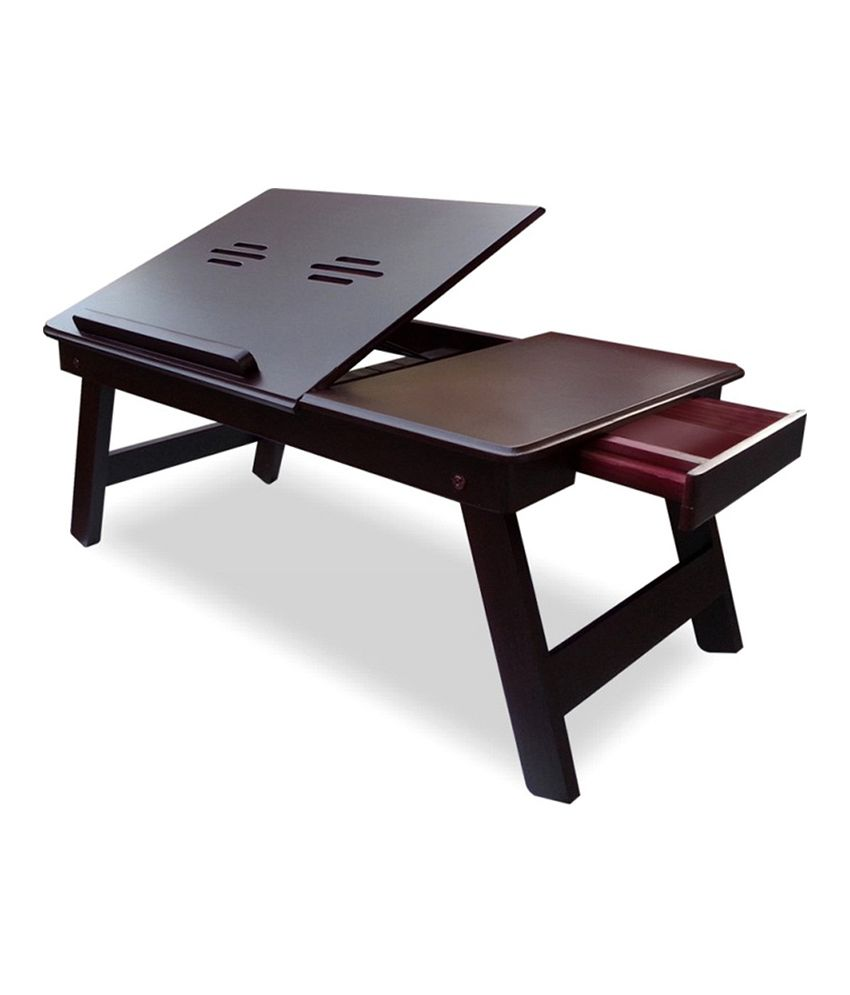 folding laptop table buy folding laptop table online at best rh snapdeal com