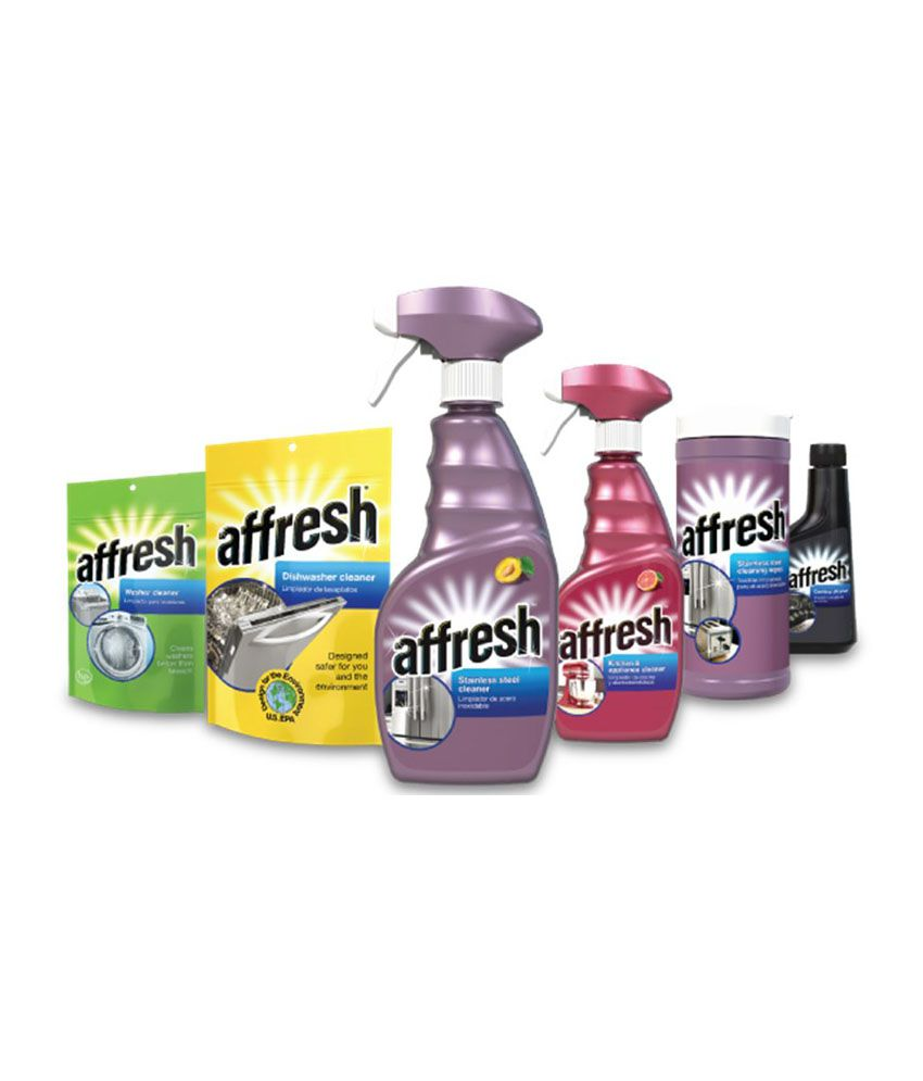 Whirlpool's Affresh Washer Cleaner: Buy Whirlpool's ...