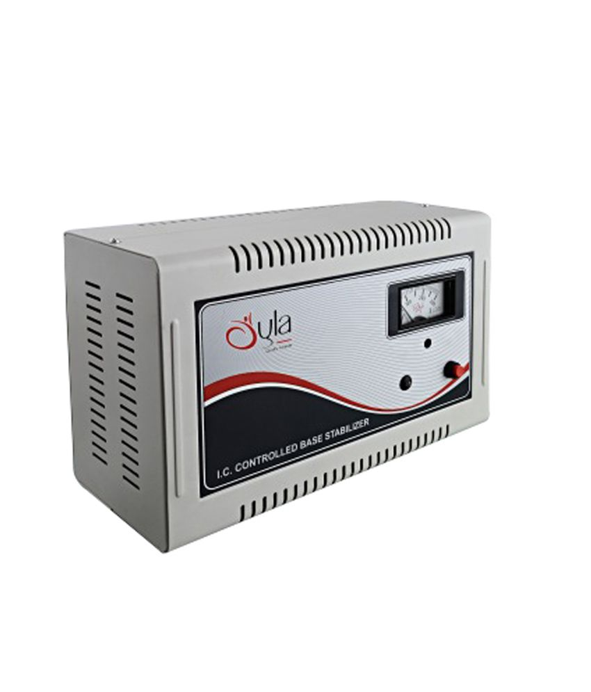 Oyla 1.5 Ton 140 Volts Air Conditioner Voltage Stabilizer