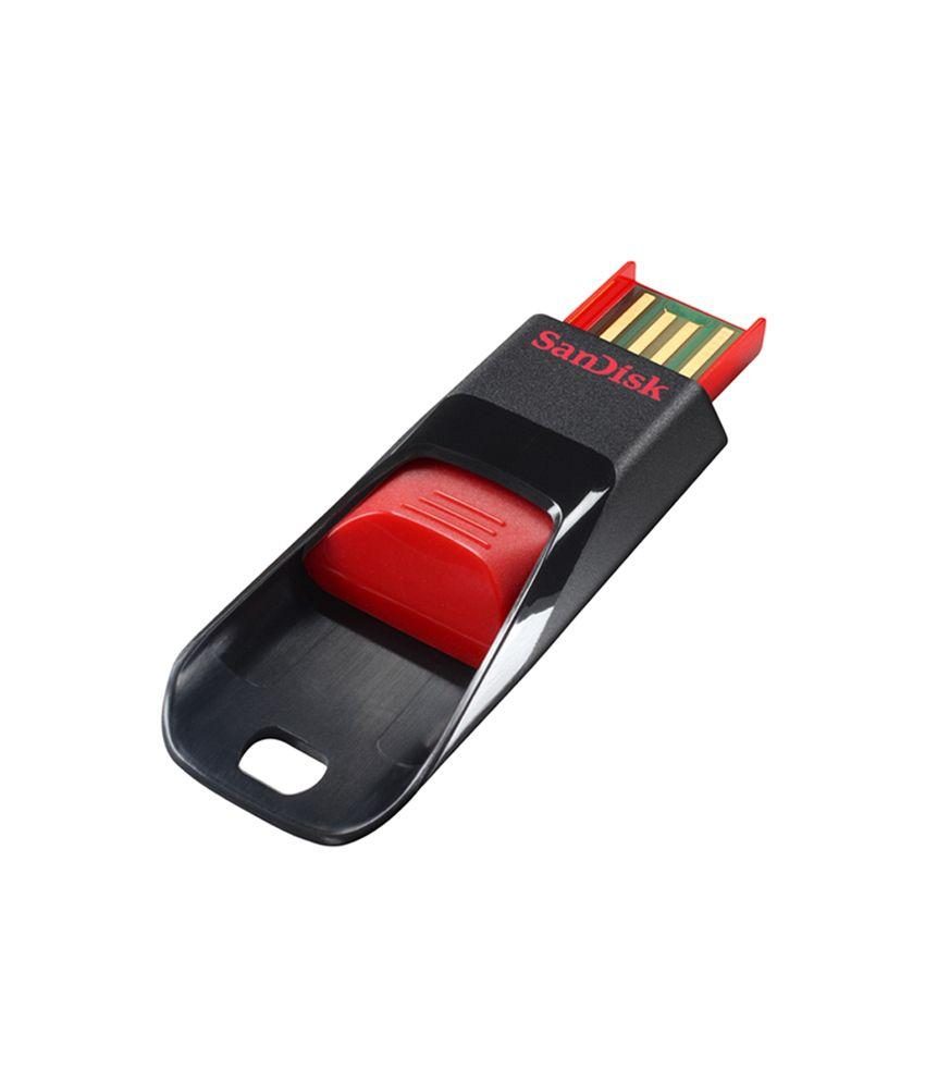sandisk cruzer edge usb flash drive 4gb buy sandisk. Black Bedroom Furniture Sets. Home Design Ideas