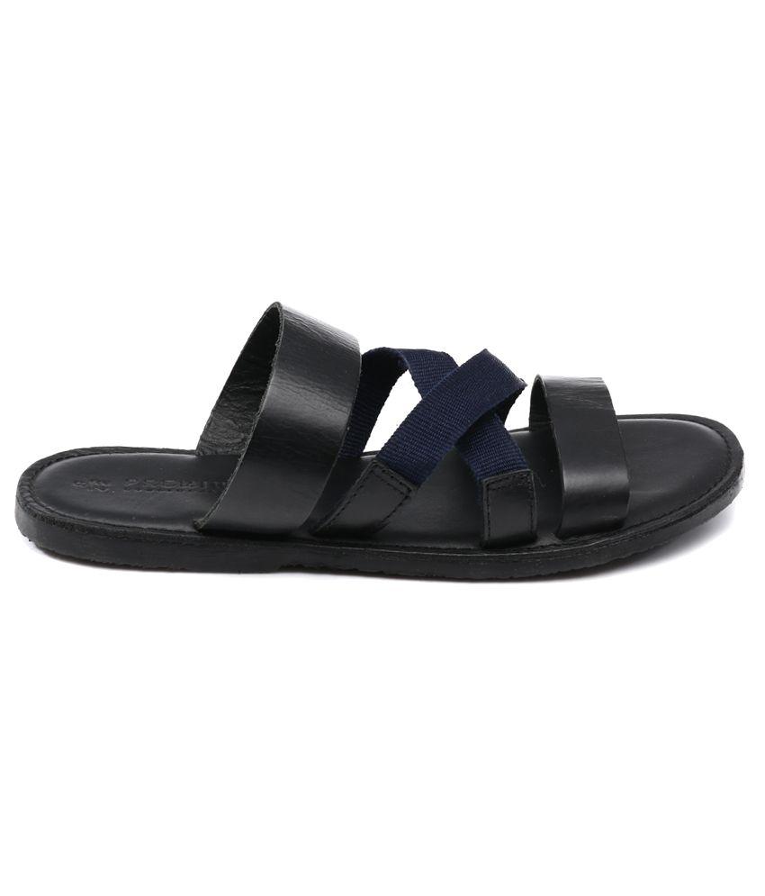 Black sandals jones - Jack Jones Black Sandals Jack Jones Black Sandals