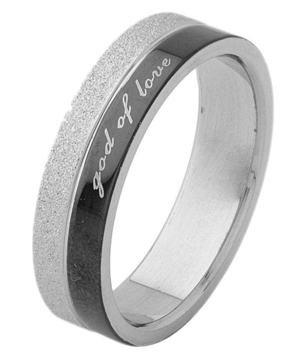 Voylla Exquisite Mens Ring With Enamel Work