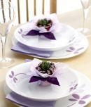 Corelle 6 Pcs Dinner Plate Set-Asia Warm Pansies