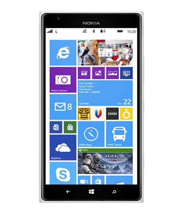 Nokia Lumia 1520 + Reliance GSM Post Paid Zero plan for 24 months