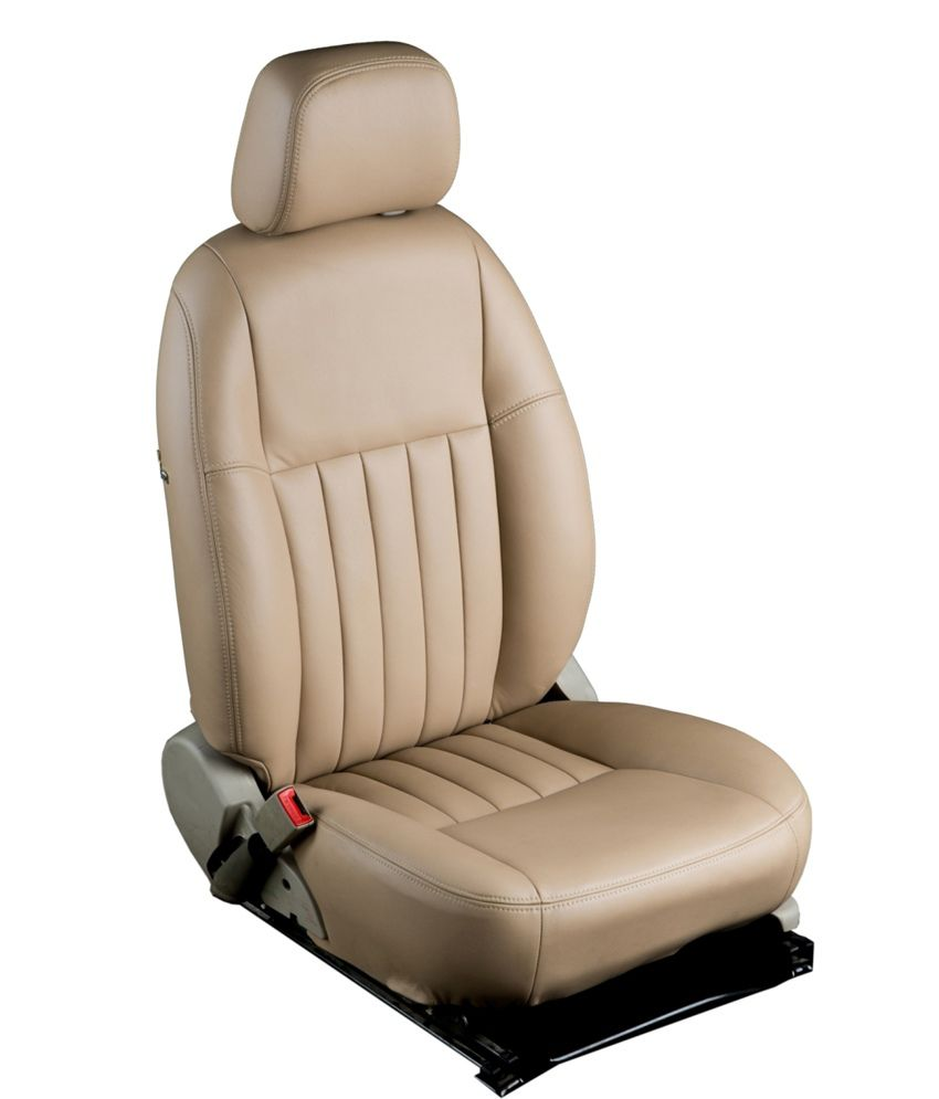 Ovion Green Art Leather Seat Covers Buy Ovion Green Art