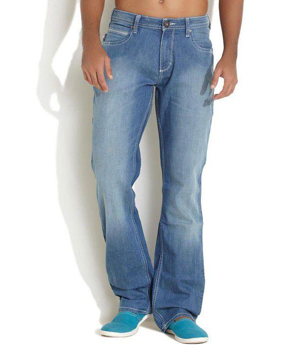 Wrangler Blue Regular Jeans