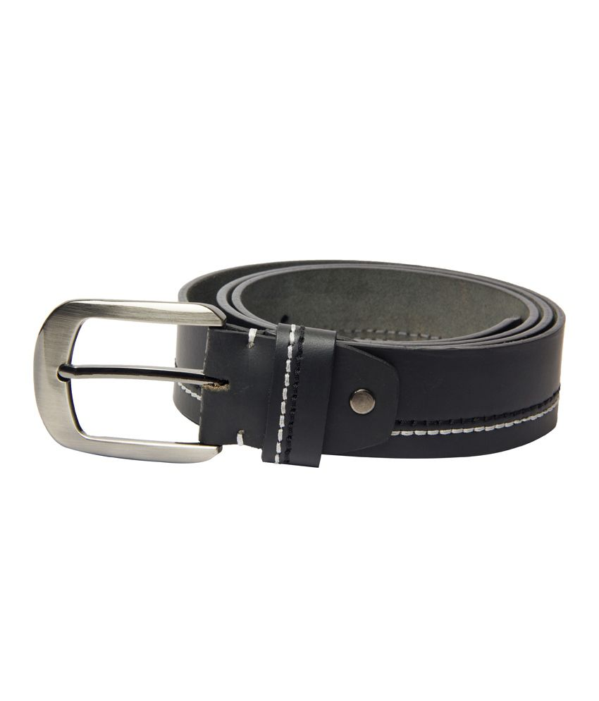 Buckleup Smooth Leather Belt