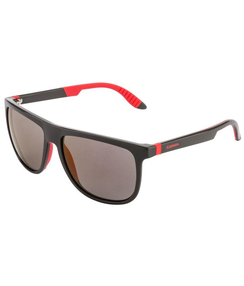 e08494afdb Carrera 5003 SP Grey Brown 268 Wayfarer Sunglasses - Buy Carrera 5003 SP  Grey Brown 268 Wayfarer Sunglasses Online at Low Price - Snapdeal