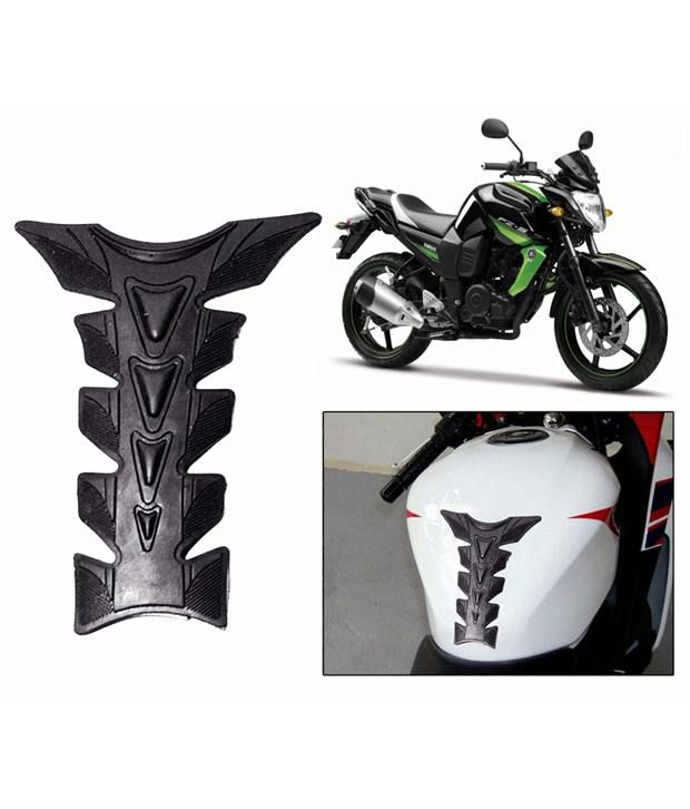 Relax Auto Accessories Soft Rubber Tank Pad For Yamaha Fz