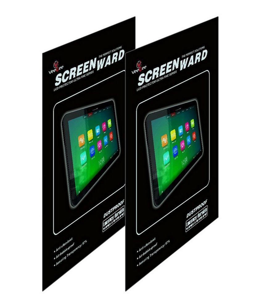 Screenward Screen Protector For Asus Fonepad 7 2014 Fe170cg - (pack Of 2)