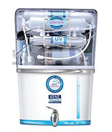 KENT SUPER STAR RO + UV+UF with TDS controller Water Purifiers 7 liters