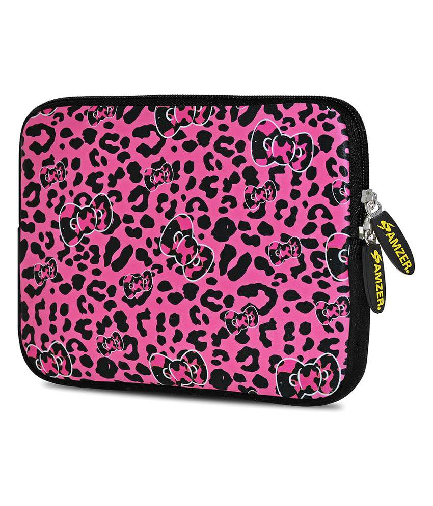 Amzer Sleeve Pouch For Amazon Kindle Fire Hd / Amazon Kindle Fire Hd 7.75 Inch Tablet - Pink