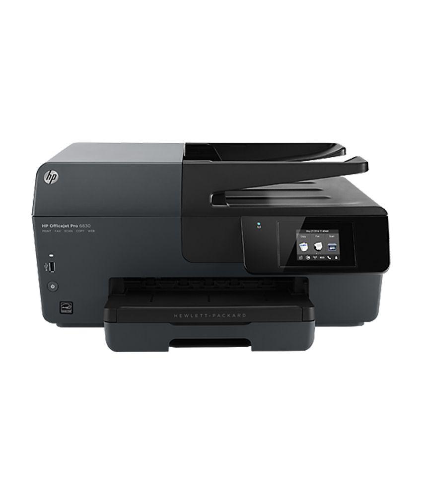 Color printouts in hyderabad - Hp 6830 Multi Function Colored Printer Hp 6830 Multi Function Colored Printer