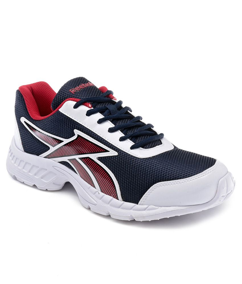 43d7a1e30c8a3f Reebok Navy Sport Shoes - Buy Reebok Navy Sport Shoes Online at Best Prices  in India on Snapdeal