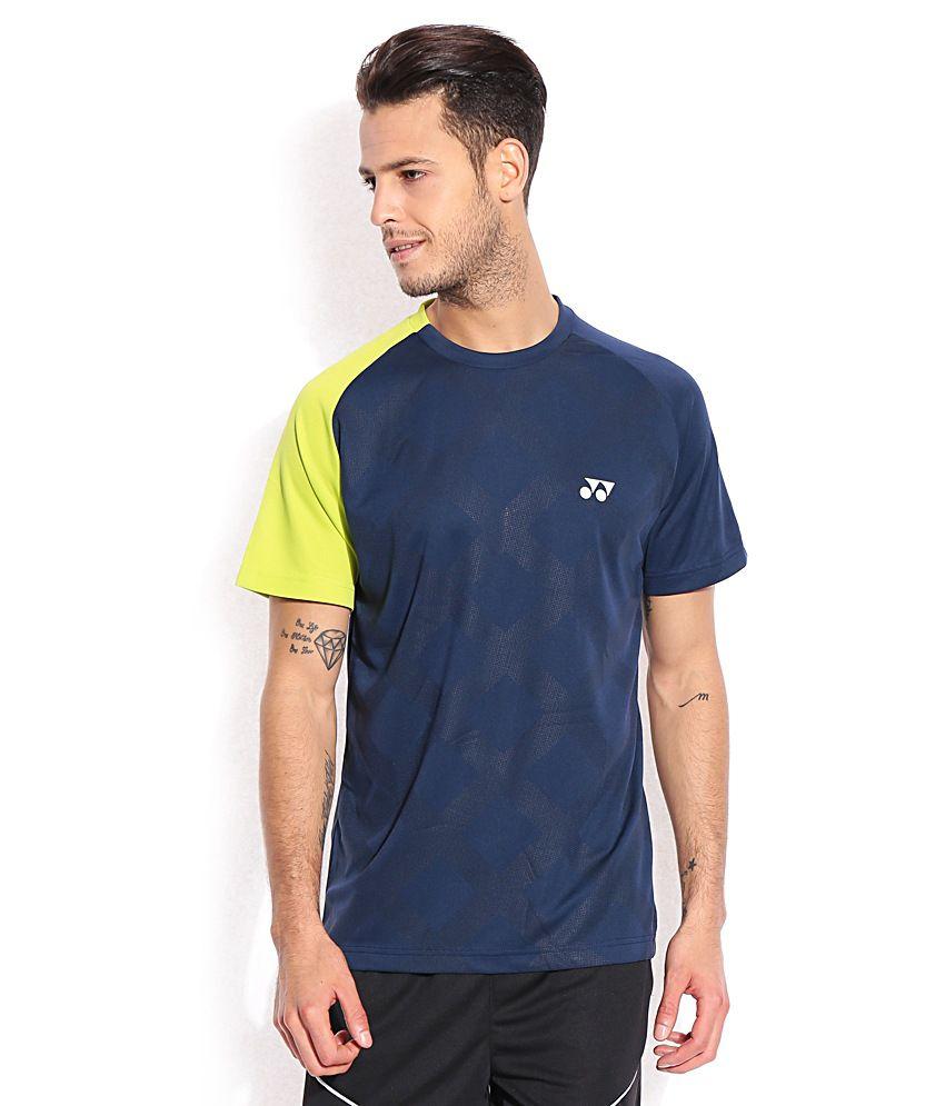 Yonex T-Shirt Rm6 5422B TW2014 Navy